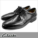 Business shoes Clarks-Clarks UN GENERAL741C UN Generale wing tip mens business [HRD]