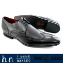 ●hiromichi nakano003HL3E wing tip men business shoes [was sold out with a grace state] [HRD] [fs3gm]
