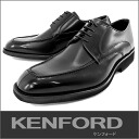 □KENFORD KB16 L real leather, U tip men business shoes [fs3gm]