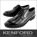 □KENFORDKB34 L plane toe men business shoes! []