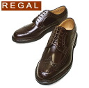 -REGAL 616R BD wingtip-business shoes [HRD], [fs3gm]