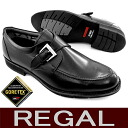 Legal business □ REGAL624R AL モンクストラップ men's business shoes leather shoes leather shoes men