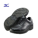 men's walking shoes ● apap8 for Mizuno Mizuno LA160 black Hyde loss topcoat men walking shoes [5KL-16009] men for Mizuno shoes walking mizuno cold districts