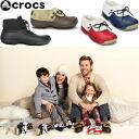 クロックスブリッツェンコンバーチブルメンズレディースボアショートブーツ crocs blitzen convertible 14672 lightweight sandals clog sandal 2WAY boots boot ●[ fs3gm]