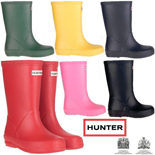 Shoes shop LEAD | Rakuten Global Market: Hunter kids first rain ...