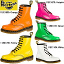 Dr. Martens 1460 8 hole ladies boots Dr.Martens 1460 PATENT 8EYE BOOT Dr. Martens 8 hole boots sale discount ladies boots-[EG]
