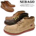 メンズカジュアルシューズセバゴ [SEBAGO] CAMPSIDES MID [camping side mid] B694004/B694005/B694007 sneakers-like chukka boots ● upup7