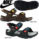 4 312839 nike sandals men light weight アウトドアサンダルサンティアム NIKE SANTIUM sports sandals men's sandal ●