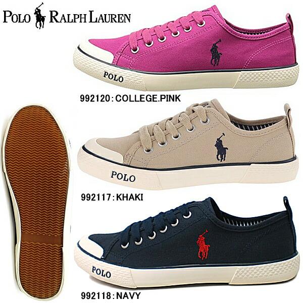 Ralph Lauren Sneakers Womens