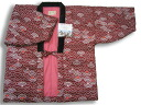 Product made in short coat worn over a kimono, sixtieth birthday celebration, Kurume short coat worn over a kimono, short coat worn over a kimono, ちゃんちゃんこ, padded clothes, embankment and others Japan 05P20Sep14