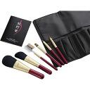◎ Kumano makeup brush set brushes hearts 6 book set R156