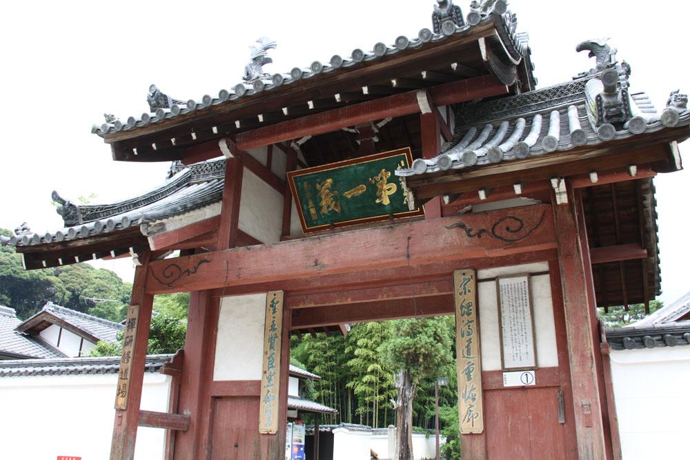 萬福寺と宇治の名所