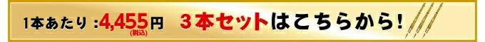 胴張型真竹竹刀『天龍』3本セット