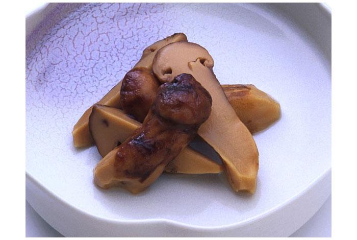 松茸のたいたん