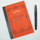 LIFE noble note B6 size SECTION 5 mm squared