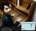 """NEW! Desk mat transparent boy """"Eagle ( ClearType ) 84 cm x 50 cm [made in Japan] study desk learning desk study desk entrance celebration dates,"""