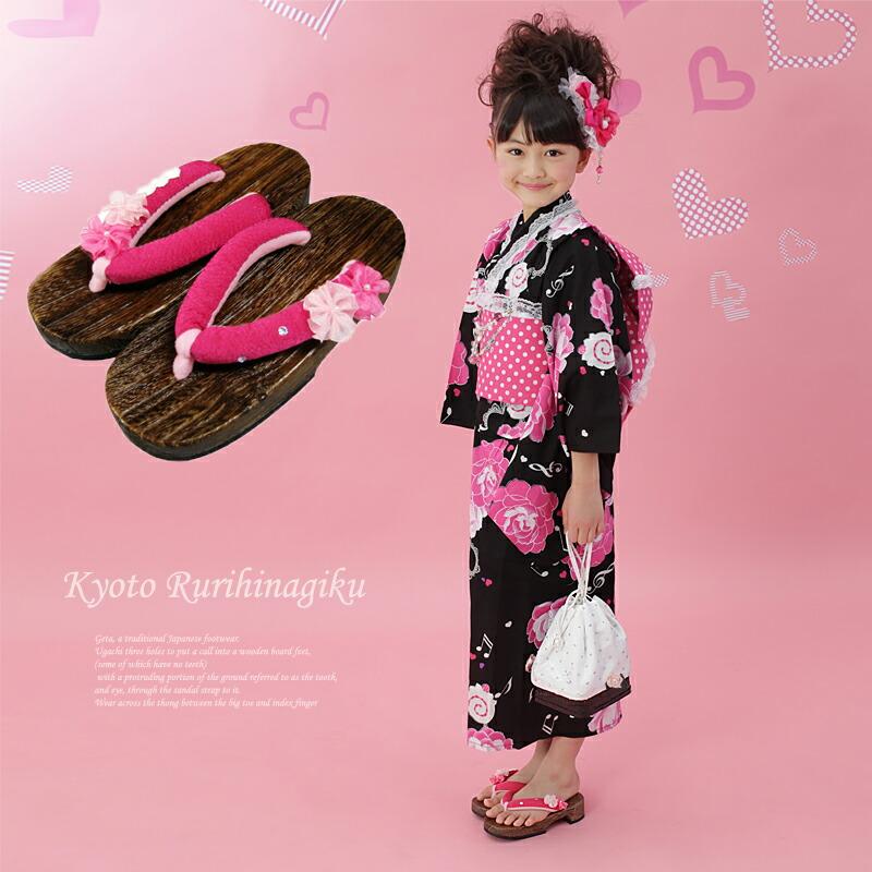 日本木屐女