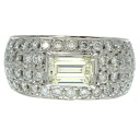 SELECT JEWELRY diamonds rings Platinum PT900 women's ring upup7
