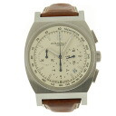 DunhillDCV411TL watch SS / leather men's