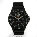 LUMINOX8400 watch SS/ rubber men
