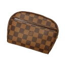 LOUIS VUITTON ポシェットイパネマ N51296 accessory pouch Damier Canvas women's fs3gm