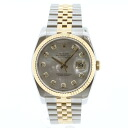ROLEX116233NG Oyster Perpetual Datejust watch SS men