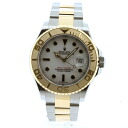 ROLEX16623 Oyster Perpetual Yacht-Master watch SS men