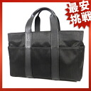 HERMES Acapulco MM tote bag nylon x leather unisex