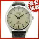 SEIKO Grand Seiko 9F61-0A10 SBGX009 SS / leather mens watches