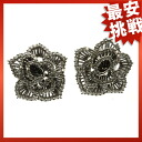 SELECT JEWELRY diamond earring K18 gold /K14 gold ladies