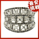 SELECT JEWELRY diamond rings K18 white gold ladies fs04gm