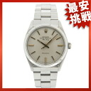 ROLEX Oyster Perpetual Air-King watch Ref.5500 watch SS men