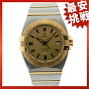 OMEGA constellation double eagle 1213-10 SS mens watch