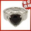 SELECT JEWELRY garnet / diamond ring K18 white gold Lady's