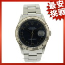 ROLEX16264 Oyster Perpetual Datejust Thunderbird SS/K18WG watch for men