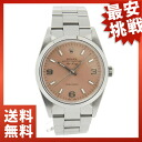 ROLEX Air-King watch 14,000 SS mens watch