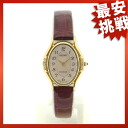 Exe line 1F21-5F50 watch SEIKO / SS the leather ladies