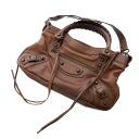 BALENCIAGA shoulder bag handbag leather Lady's