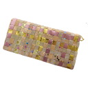 TSUMORI CHISATO multiresa Edition included long wallet wallets (purses and) leather / pig leather and cowhide leather ladies