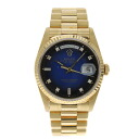 Watch YG men's ROLEX day-Date Watch 18238A