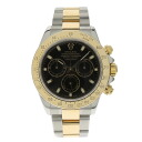 ROLEX Cosmograph Daytona 116523 YG/SS men's watch
