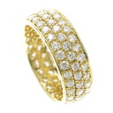 SELECT JEWELRY diamond rings K18 gold ladies fs04gm