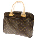 LOUIS VUITTON イカール briefcase briefcase M23252 business bag monogram canvas unisex fs3gm