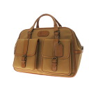 LANCEL2way Boston bag canvas unisex