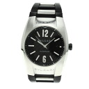 BVLGARI Elgon EG40BSVD watch SS/ rubber men fs3gm
