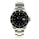 ROLEX16610 submarina watch SS men