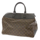 LOUIS VUITTON モノグラムマカサー ネオグリニッジ M56716 Boston bag Monogram Canvas unisex