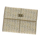 CELINE macadam length wallet ( purses and ) canvas x Leather Womens