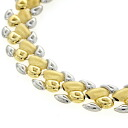 SELECT JEWELRY chain necklace K18 gold / platinum PT850 Lady's fs3gm