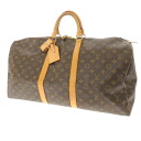 LOUIS VUITTON keepall 55 M 41424 Boston bag Monogram Canvas unisex